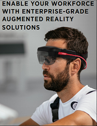 ENABLE YOUR WORKFORCE WITH ENTERPRISE-GRADE AUGMENTED REALITY SOLUTIONS