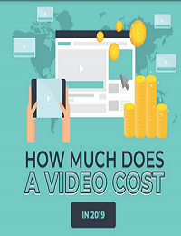 HOW MUCH DOES A VIDEO COST IN 2019?