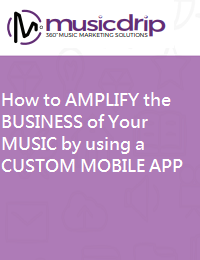 HOW TO AMPLIFY THE BUSINESS OF YOUR MUSIC BY USING A CUSTOM MOBILE APP