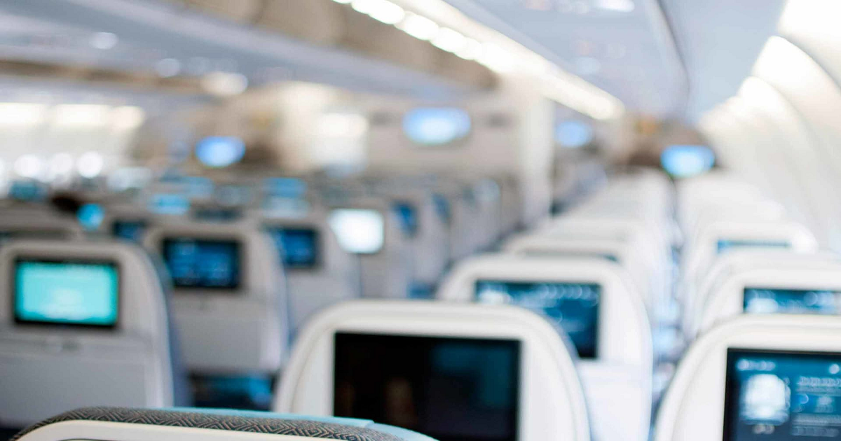 7 WAYS IN-FLIGHT ENTERTAINMENT WILL CHANGE IN THE FUTURE, ACCORDING TO THE MAN WHO MAKES IT
