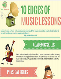 10 SURPRISING SKILLS YOU GAIN FROM MUSIC LESSONS