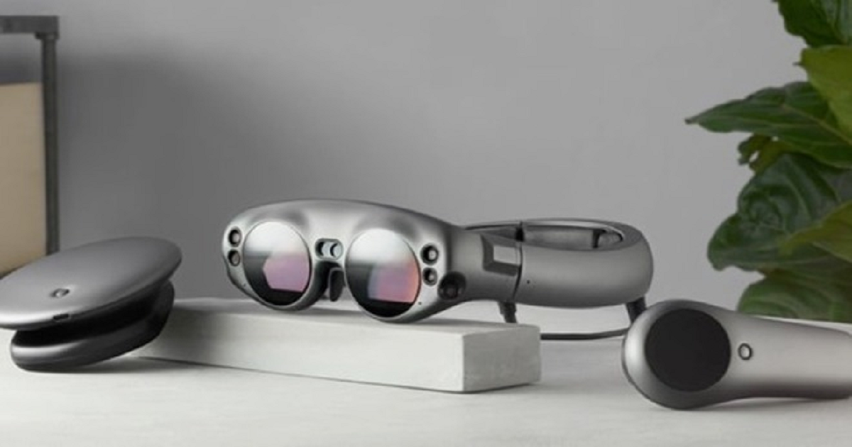 APPLE'S AR & VR HEADSET MAY NOT NEED EXTERNAL INPUT FOR ORIENTATION & MOTION DETECTION