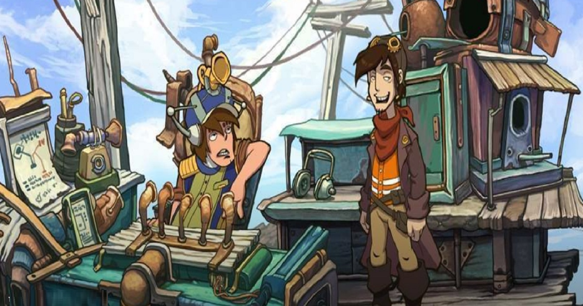 DEPONIA NOW AVAILABLE ON XBOX ONE