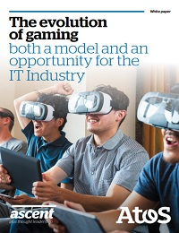 THE EVOLUTION OF GAMING BOTH A MODEL AND AN OPPORTUNITY FOR THE IT INDUSTRY