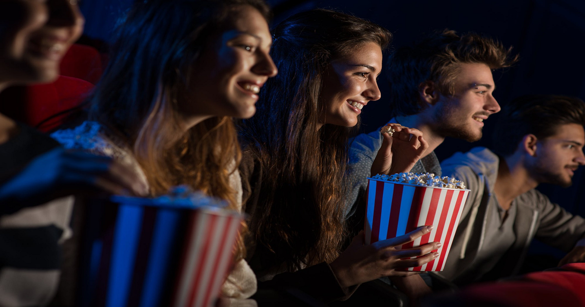 WHY SHARES OF AMC ENTERTAINMENT ARE SURGING TODAY