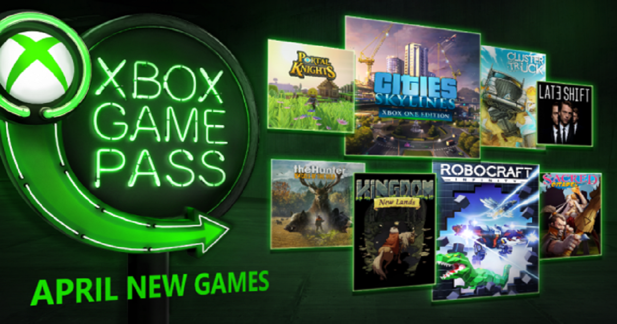 MICROSOFT OFFERING THREE MONTHS OF XBOX ONE GAME PASS FOR JUST $1