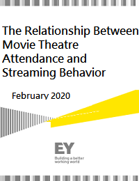 THE RELATIONSHIP BETWEEN MOVIE THEATRE ATTENDANCE AND STREAMING BEHAVIOR