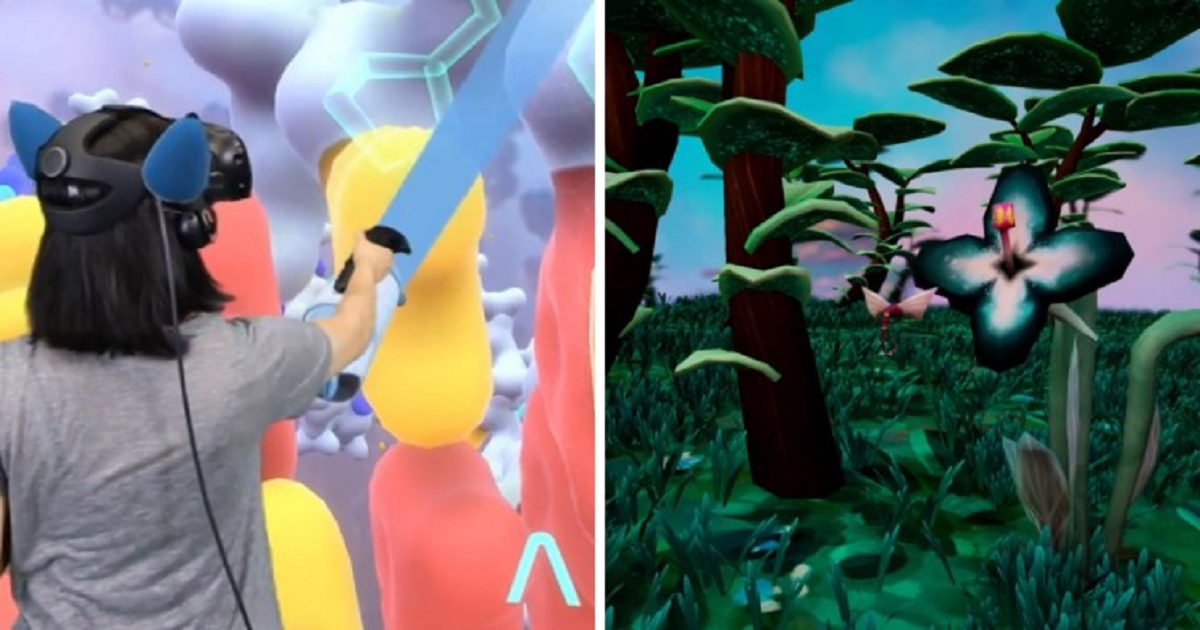 7 VIDEO GAMES THAT CAN TEACH YOU ABOUT BIOLOGY