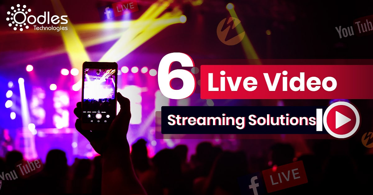 6 BEST LIVE STREAMING PLATFORMS FOR BUSINESS PROFESSIONALS