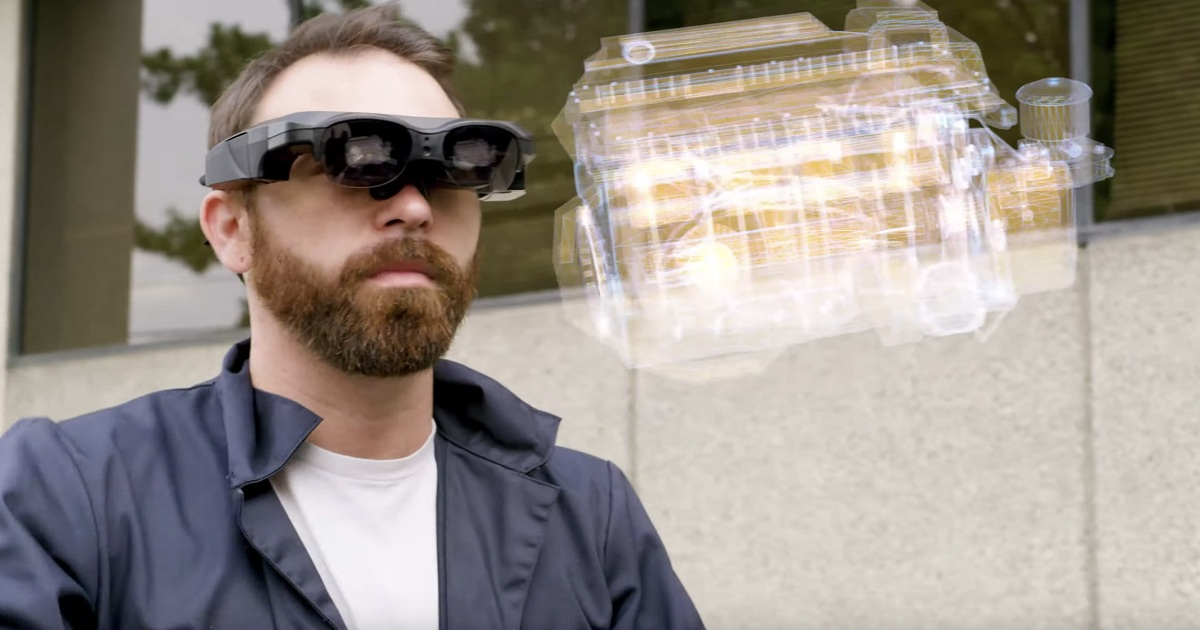 VERIZON PARTNERS ON SMALLEST MIXED REALITY GLASSES FOR 5G