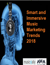 SMART AND IMMERSIVE MUSIC MARKETING TRENDS 2018