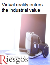 VIRTUAL REALITY ENTERS THE INDUSTRIAL VALUE CHAIN