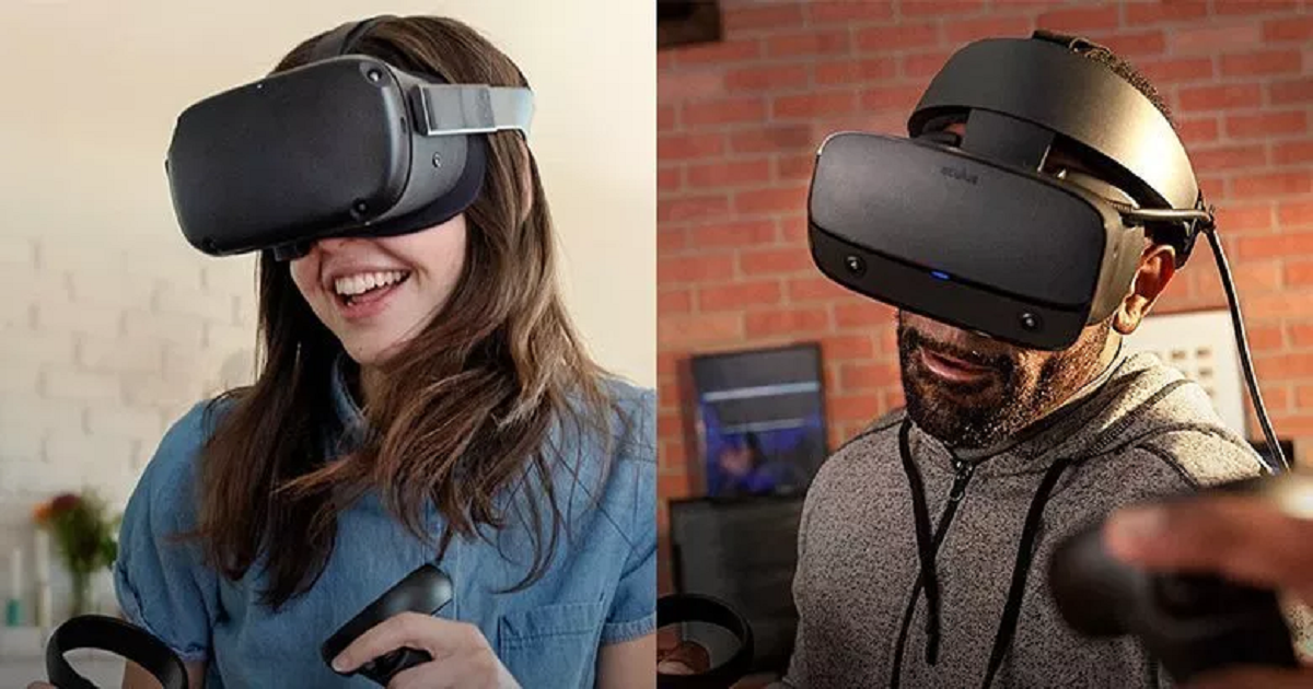 OCULUS QUEST AND RIFT S NOW SHIPPING