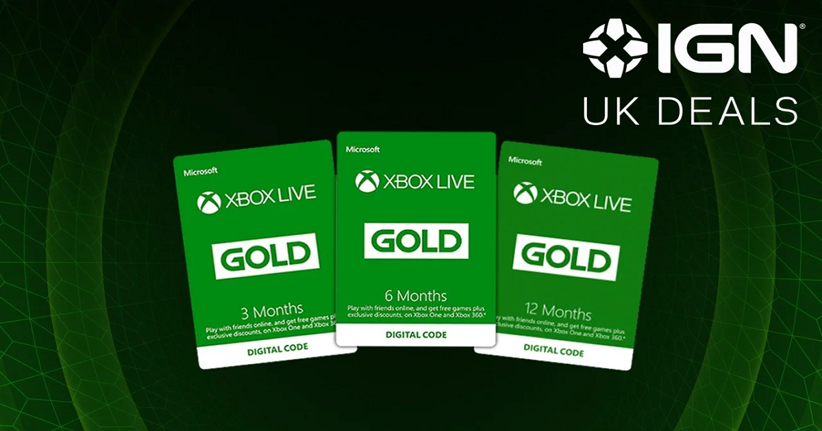 THE BEST XBOX LIVE GOLD DEALS IN APRIL 2019