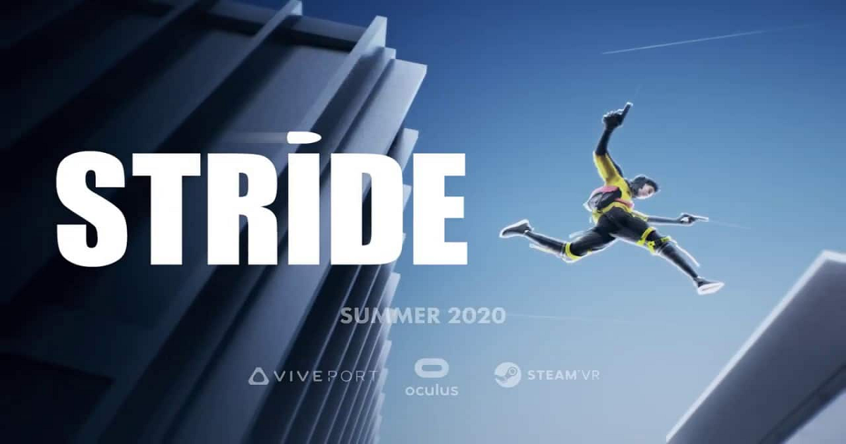 STRIDE IS MIRROR'S EDGE VR IN EVERYTHING BUT NAME