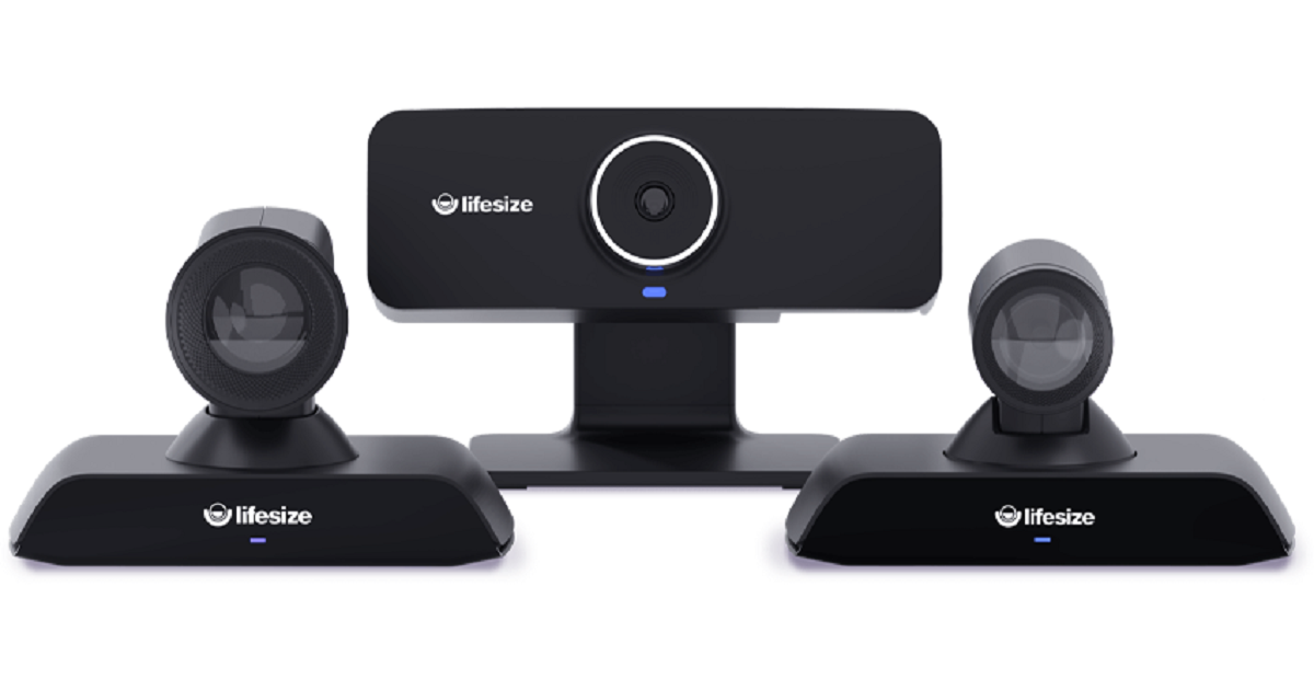 LIFESIZE BRINGS 4K VIDEO TO SPACES OF ANY SIZE