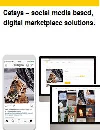 CATAYA – SOCIAL MEDIA BASED, DIGITAL MARKETPLACE SOLUTIONS.