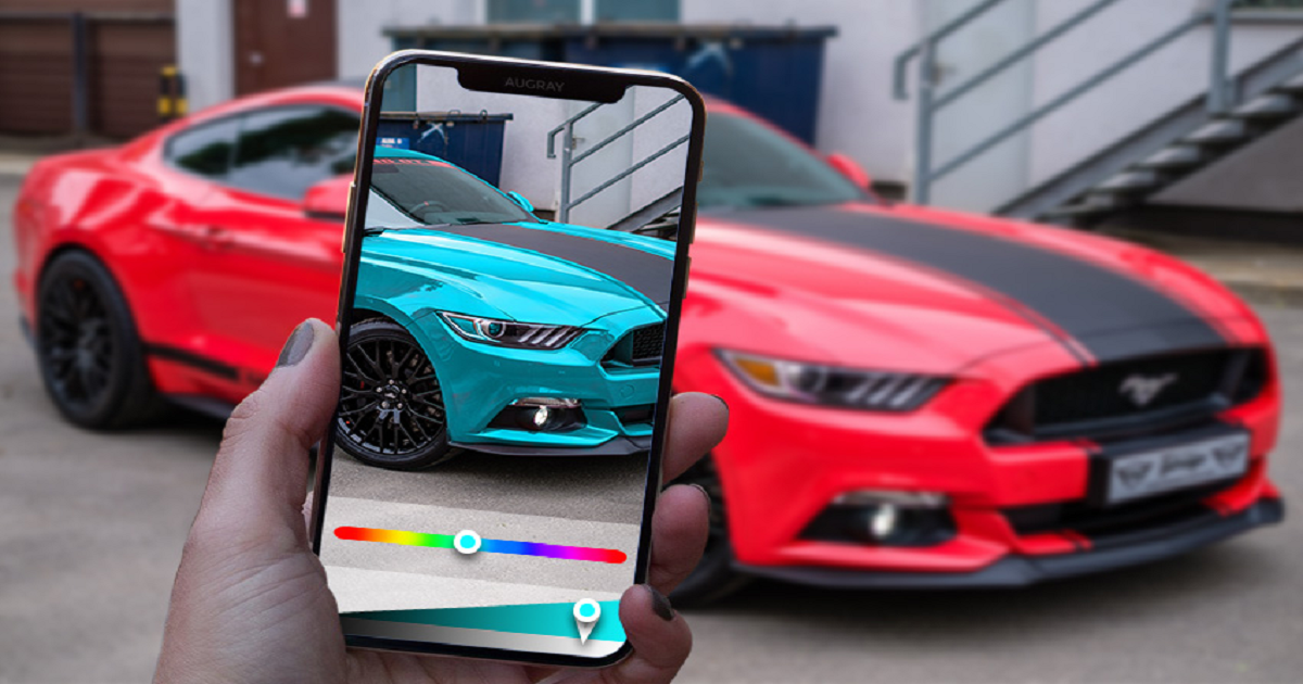 AUGMENTED REALITY AND THE FUTURE OF THE AUTOMOBILE INDUSTRY