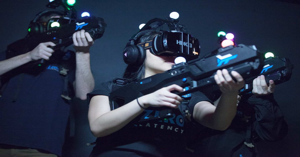 BUILDING THE NETWORK TO GROW A GLOBAL VIRTUAL REALITY COMPANY