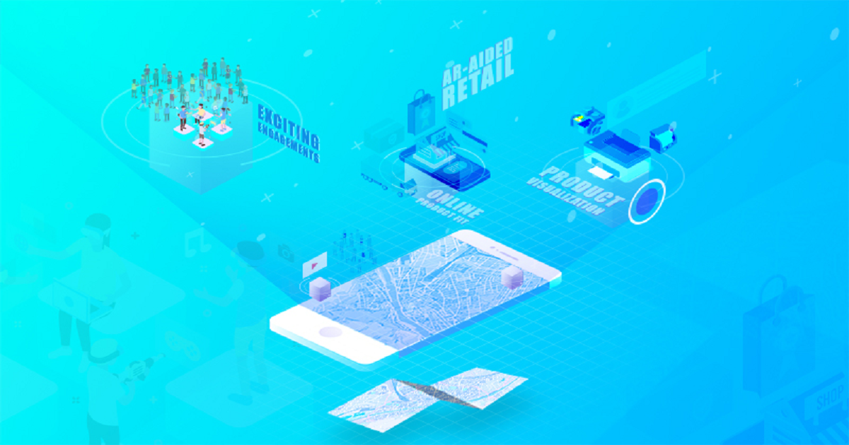 AUGMENTED REALITY SOLUTIONS – IMMERSIVE CUSTOMER EXPERIENCE
