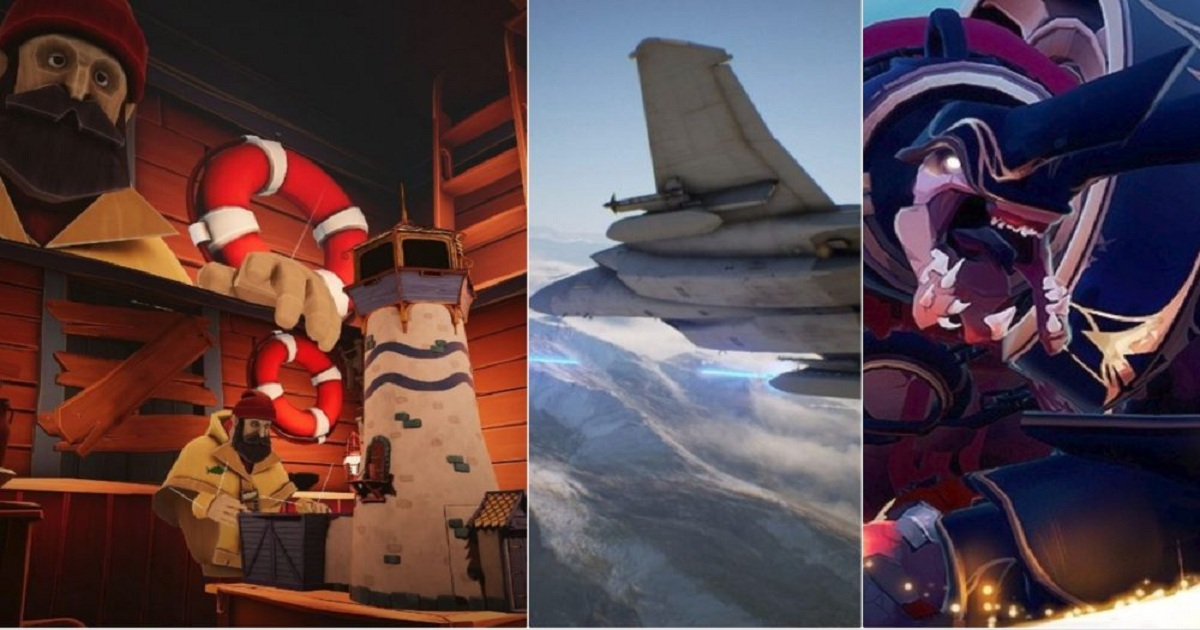 VR GAME RELEASES FOR JANUARY 2019