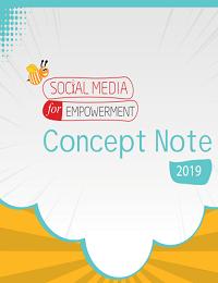 SM4E CONCEPT NOTE2 SOCIAL MEDIA FOR EMPOWERMENT