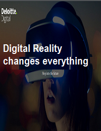 DIGITAL REALITY CHANGES EVERYTHING