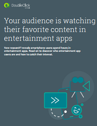YOUR AUDIENCE ENJOYS THEIR FAVORITE CONTENT IN ENTERTAINMENT APPS