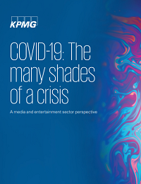 COVID-19 THE MANY SHADES OF A CRISIS: A MEDIA AND ENTERTAINMENT SECTOR PERSPECTIVE