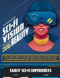 TURNING SCI-FI VISION INTO A PRESENT & FUTURE REALITY