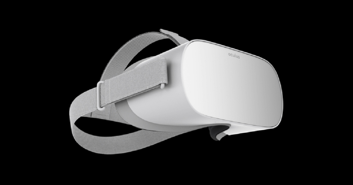 SLING TV HAS A NEW CO-WATCHING FEATURE FOR THE OCULUS GO VR HEADSET