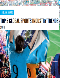 TOP 5 GLOBAL SPORTS INDUSTRY TRENDS 2018