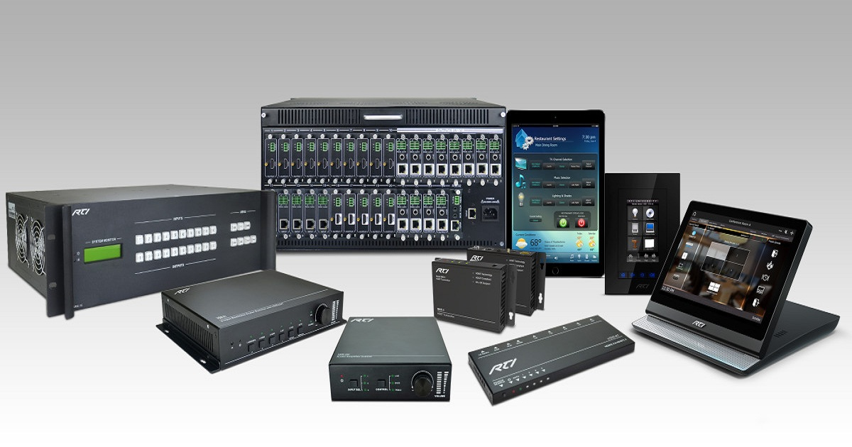 RTI'S LATEST 4K HDBASET VIDEO DISTRIBUTION SOLUTIONS ARE NOW SHIPPING IN THE AMERICAS