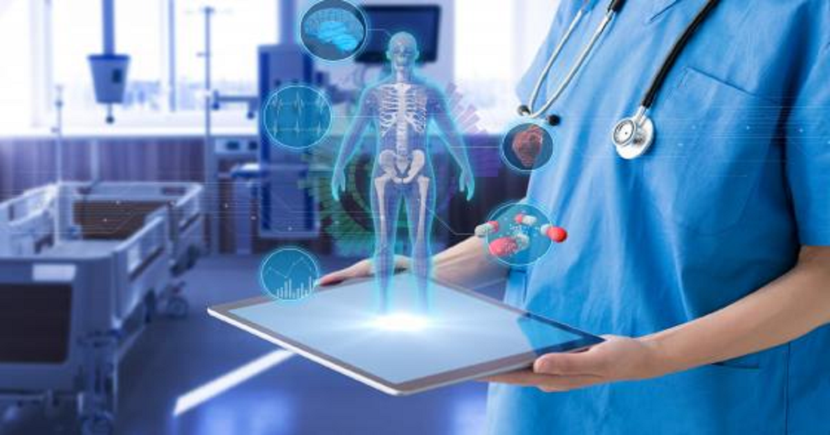 4 WAYS VIRTUAL, AUGMENTED REALITY COULD CHANGE RADIOLOGY FOREVER