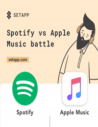 THE BEST MUSIC SUBSCRIPTION: APPLE MUSIC VS SPOTIFY