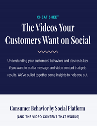WHAT KIND OF VIDEO CONTENT DO CONSUMERS LIKE MOST ON SOCIAL MEDIA?