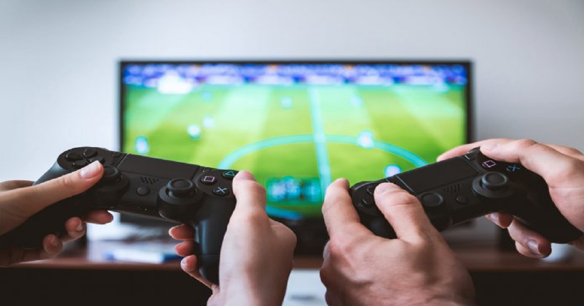 UK GAMING INDUSTRY IS WORTH MORE THAN VIDEO AND MUSIC COMBINED
