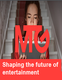 SHAPING THE FUTURE OF ENTERTAINMENT INDUSTRY