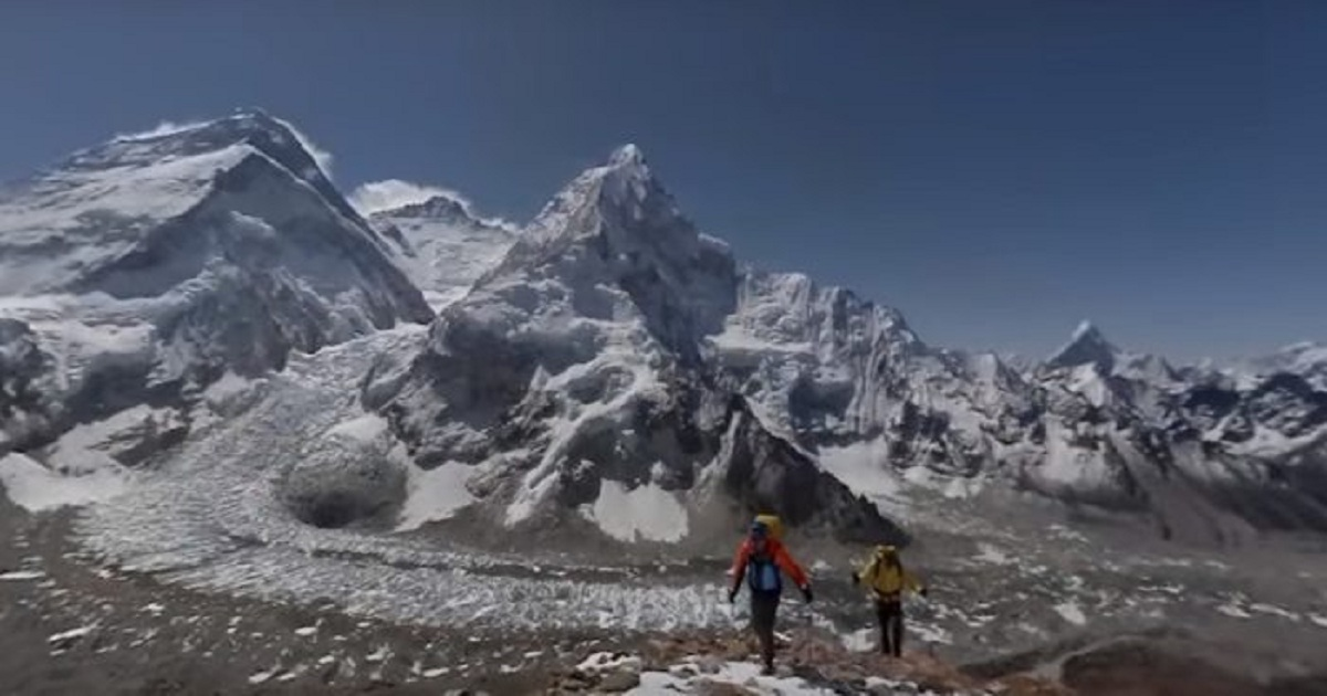 CLIMB MT. EVEREST IN VIRTUAL REALITY